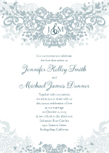 Wedding Invitations - joyful symphony