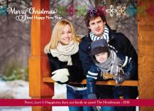 Christmas Cards - joyous christmas