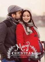 Christmas Cards - laurel christmas
