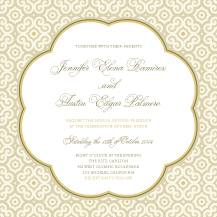 Wedding Invitations - always & forever