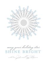 Holiday Cards - shine bright