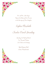 Wedding Invitations - sophia