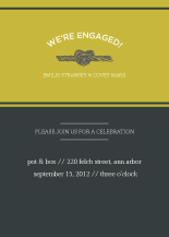 Engagement Party Invitation - the knot