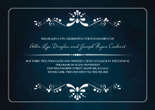 Engagement Party Invitation - eloquent