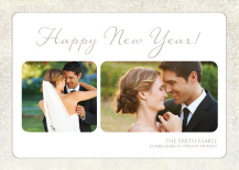 New Years Cards - desire