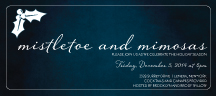 Holiday Party Invitations - eloquent