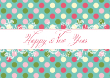New Years Cards - joy