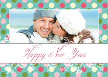 New Years Cards - joyful