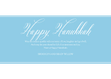 Hanukkah Cards - believe