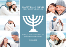 Hanukkah Cards - beautiful moments