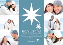 New Years Cards - beautiful moments