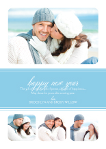 New Years Cards - moments of love