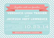 Wedding Invitations - smitten