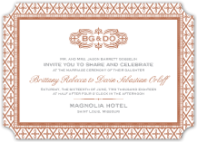 Wedding Invitations - antoinette