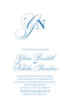 Wedding Invitations - you and i
