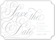 Save the Date Card - young love