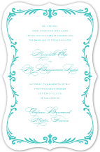 Wedding Invitations - versailles
