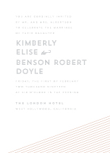 Wedding Invitations - decoline