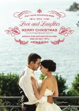 Christmas Cards - christmas flourish