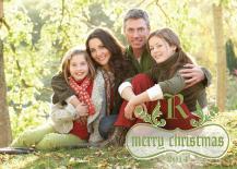 Christmas Cards - florentine christmas