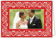 Christmas Cards - classic revival holiday