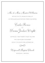 Wedding Invitations - heirloom