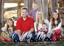 Christmas Cards - holy night
