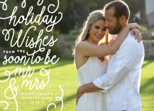 Holiday Cards - holiday wishes mr and mrs