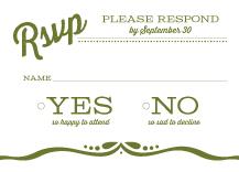 Response Card