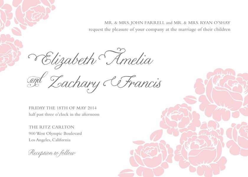 One Sweet Love - Wedding Invitations | Kleinfeld Paper