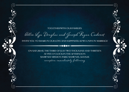 Wedding Invitations - Eloquent