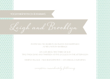 Wedding Invitation same sex